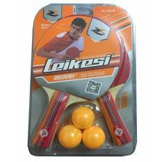 Bộ 2 vợt bóng bàn cao cấp LX-2222B kèm 3 bóng