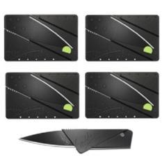 Bộ 5 dao du lịch bỏ ví hình thẻ ATM loại 1