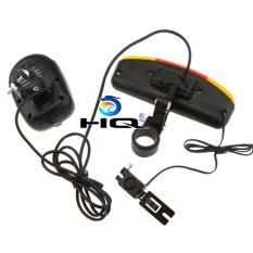 Bộ còi và đèn tín hiệu xe đạp HQ 4TI74