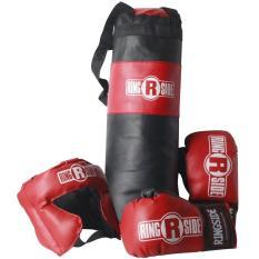Bộ dụng cụ tập boxing trẻ em Ringside Kids Set
