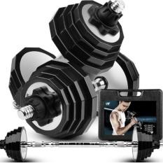 Bộ tạ tay cao cấp đa năng điều chỉnh 20kg SHUANGPAI