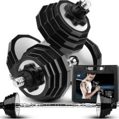 Bộ tạ tay cao cấp đa năng điều chỉnh 30kg SHUANGPAI