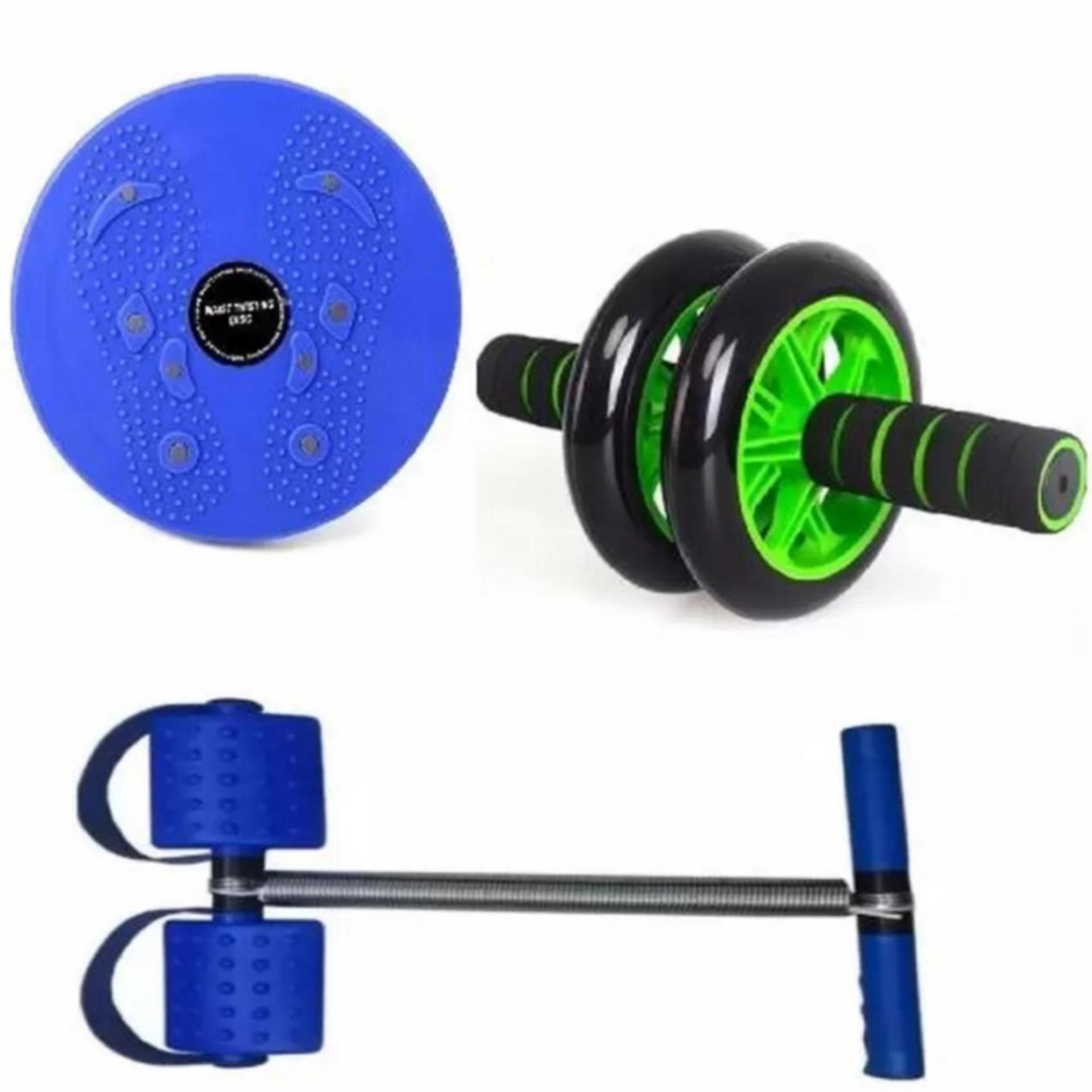 Bộ tập thể dục toàn thân cho nữ 3 dụng cụ