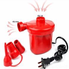 Bơm điện 2 chiều tiện ích(đỏ) 365-47
