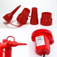 Bơm Điện hút chân Không 2 chiều Wenbo (Đỏ)