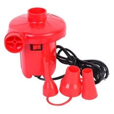 Bơm điện hút xả 2 chiều wenbo (Đỏ)