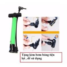 Bơm mini cầm tay, bơm xe đạp xe máy tặng kèm kim bơm bóng tiện lợi