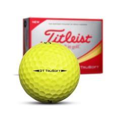 Bóng Golf Titleist DT TruSoft 2018 (Hộp 12 bóng)