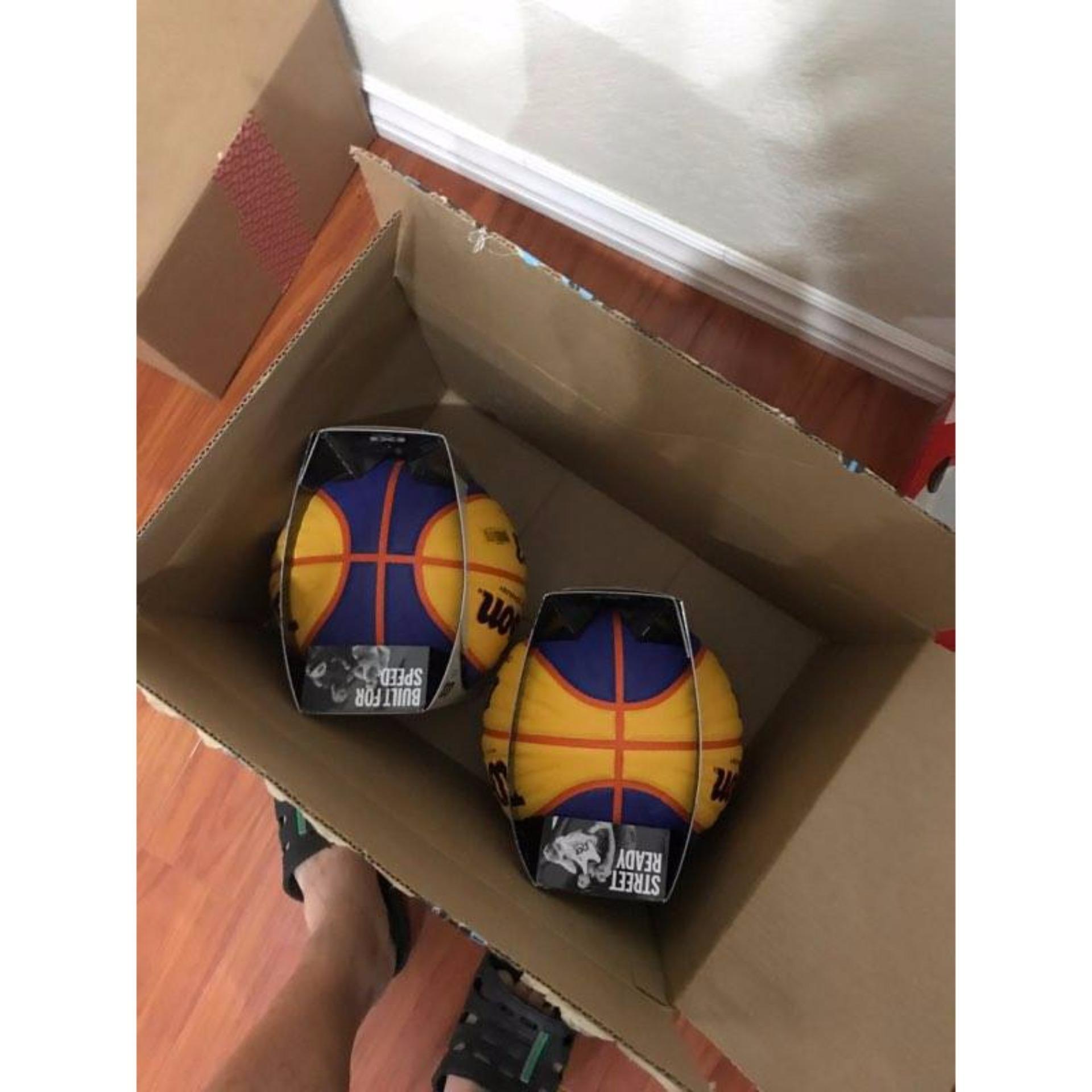 Bóng rổ Wilson 3×3 Offical size 6
