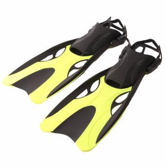 Chân vịt lặn Size M Swim Fins loại tốt Dài 53cm Legaxi SF02