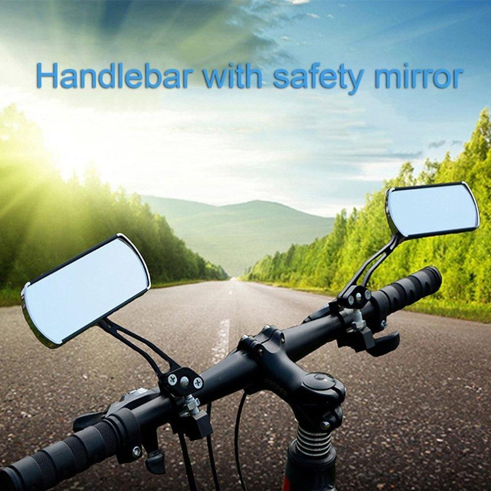 CHEER Ordinary Bike Mountain Bicycle Motorbike Rear Mirror Reflective Mirror - intl