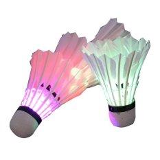 ĐÈN LED nhiều màu sắc Cầu Lông (Quốc Tế)