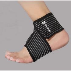 Đai quấn bàn chân tránh chấn thương sọc đen trắng