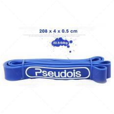 Dây đàn hồi tập thể lực Pseudois xanh dương chịu lực từ 22.5 – 54 kg