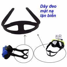 Dây đeo mặt nạ lặn, chất liệu silicone cao cấp, dễ dàng tháo lắp POPO Sport
