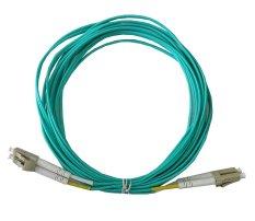 Dây nhảy quang LC-LC Multi-mode OM3 10G Duplex 3M (Xanh)