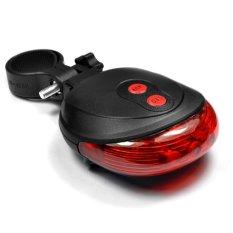 Đèn đuôi rọi laser