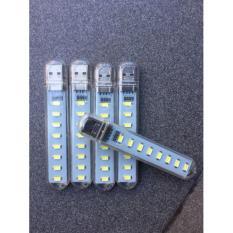 ĐÈN USB 8 LED,SIÊU SÁNG,TIỆN LỢI