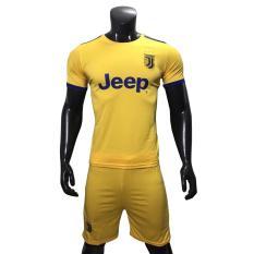 Đồ đá banh Juventus 17-18 ML (Vàng)
