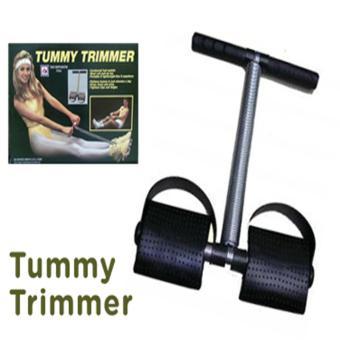 Dụng cụ tập lưng và bụng Tummy Trimmer (Đen)