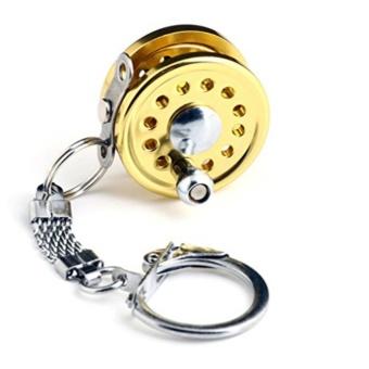 Fish thread round key accessories jewelry - intl