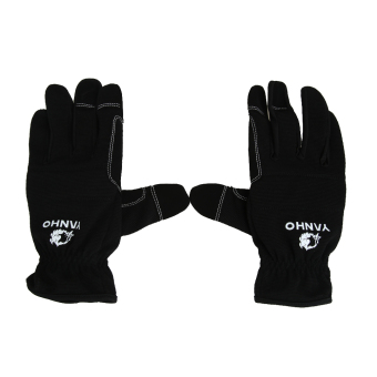Full Finger Cycling Bicycle Gloves Mountain Bike Mittens Sport MTB- intl