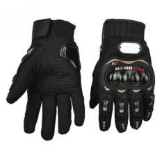 Găng tay bao vệ tay phượt thủ Full ngón – Quốc tế – Đen – Lazada – GT101F