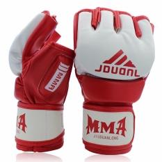 Găng tay boxing Muay Thai MMA JDUANL
