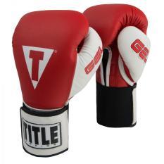 Găng tay boxing Title Gel World Elastic Training Gloves