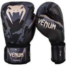 Găng tay boxing Venum Impact Sparring Gloves – Dark Camo Sand default title