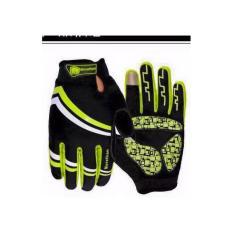 Găng tay chống thấm nước tiện dụng ( vàng phối đen )