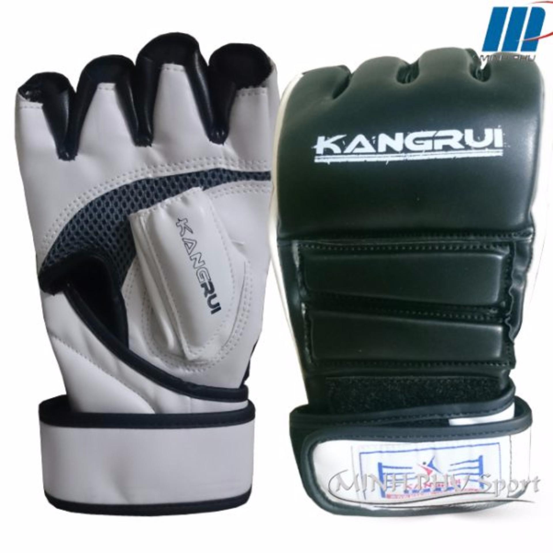 Găng tay đấm bốc Kangrui KM354