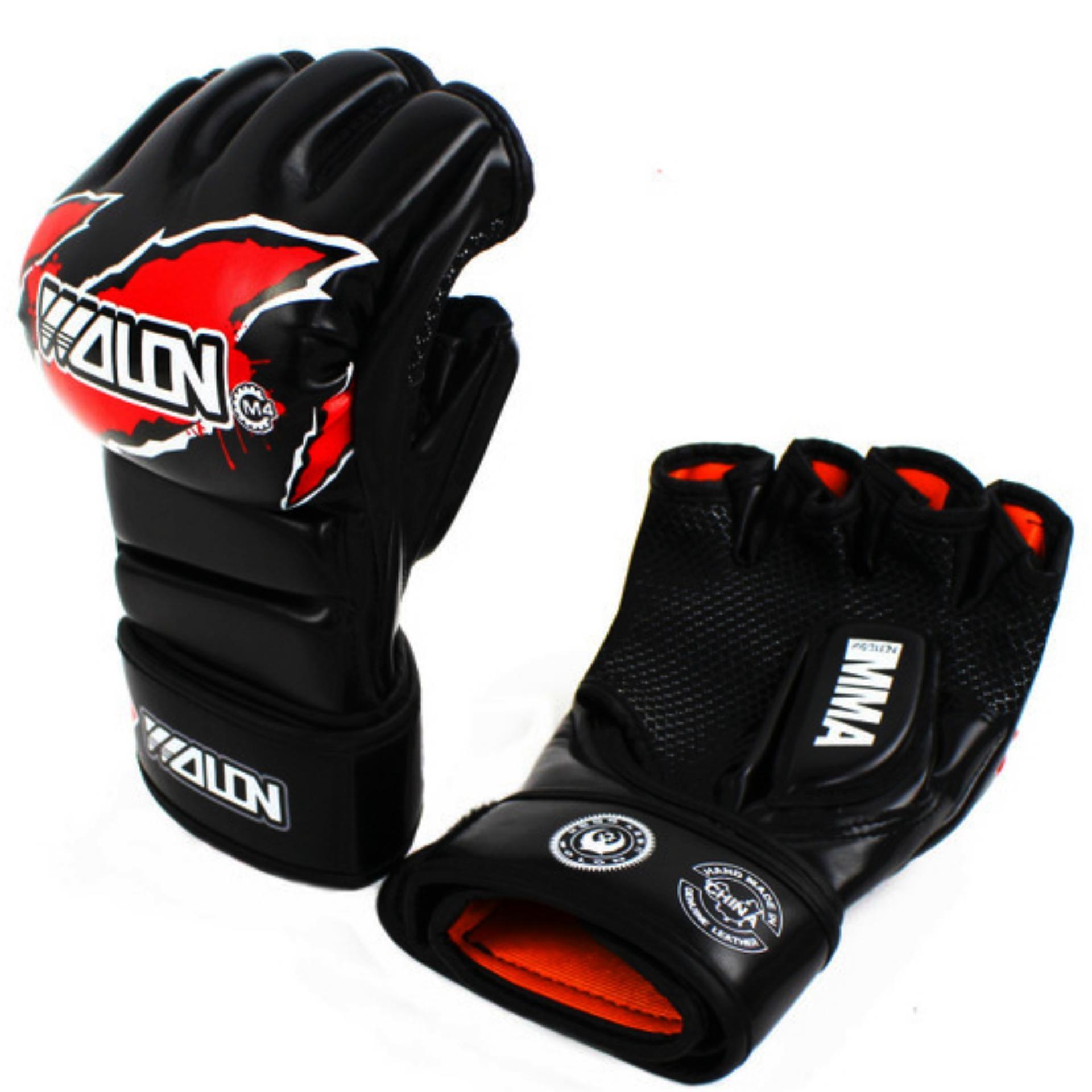 Găng Tay MMA Wolon Fighter Gloves