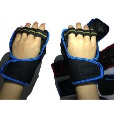 Găng tay Bao tay Tập GYM loại Dán êm ái dễ sử dụng