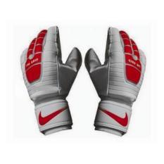 Găng tay thủ môn T90 GRIP có khung xương Cao Cấp (Trắng Đỏ)