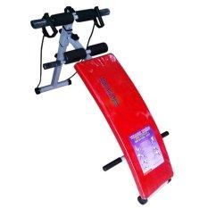 Ghế cong tập lưng bụng có dây kéo TX-Sports TX-G440016 (Đỏ)