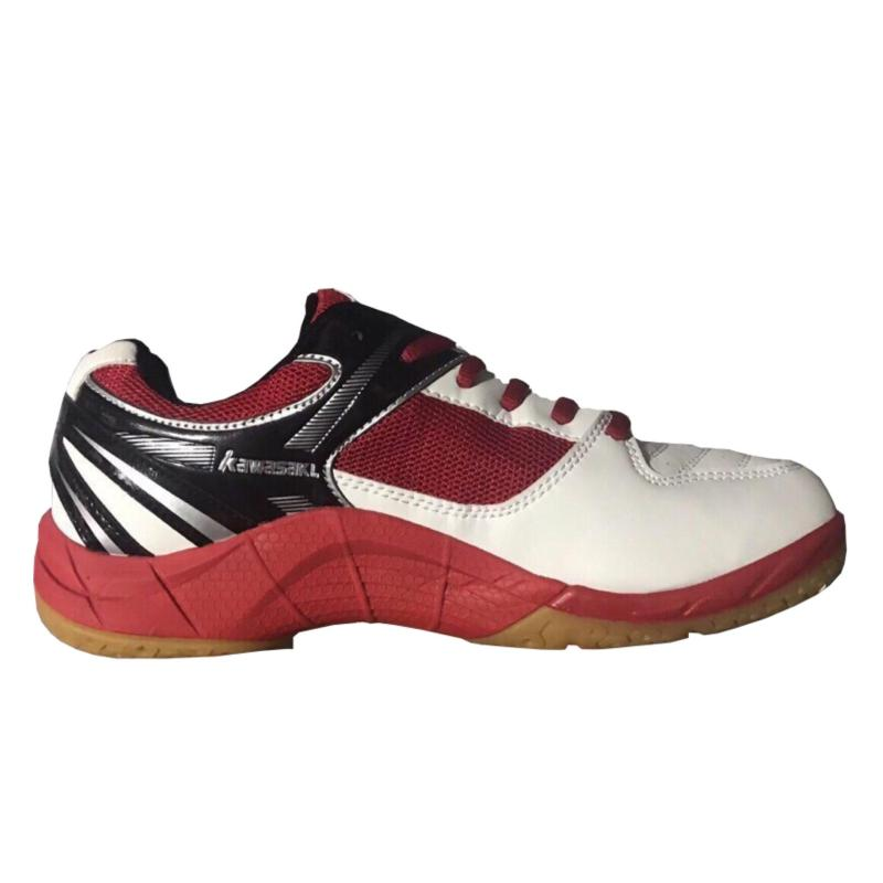 Giày cầu lông Kawasakl (Đỏ Trắng)