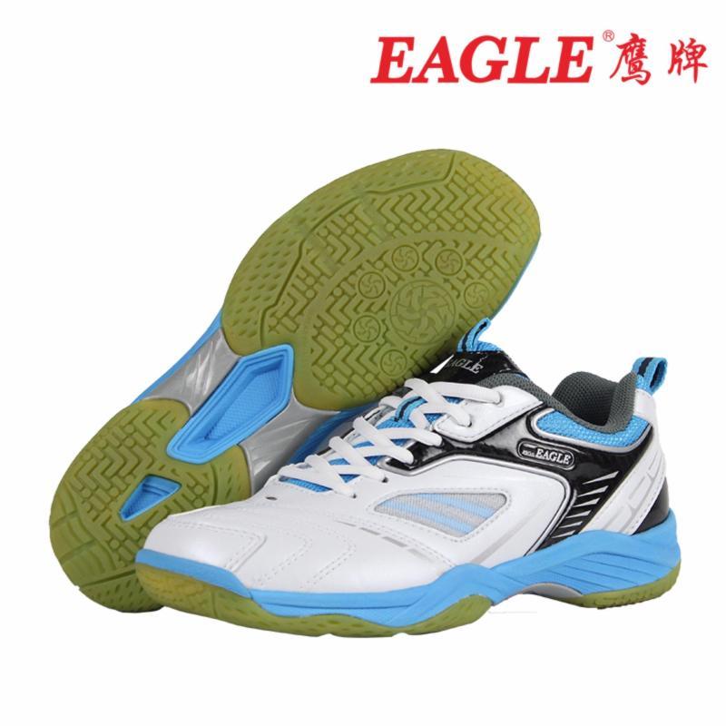 Giày cầu lông nam Eagle E3617(xanh)