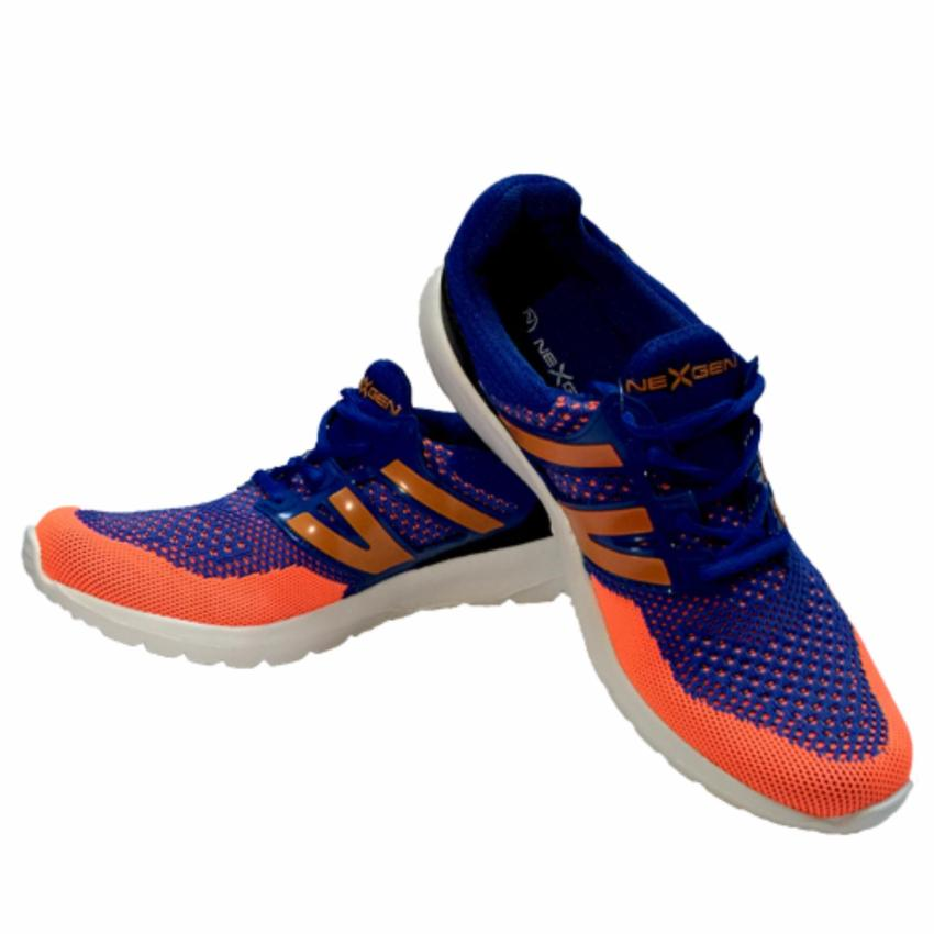 Giày chạy bộ Nexgen 2567 (Xanh cam)