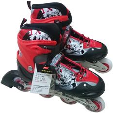 Giày Patin Long Feng 906 (Đỏ)