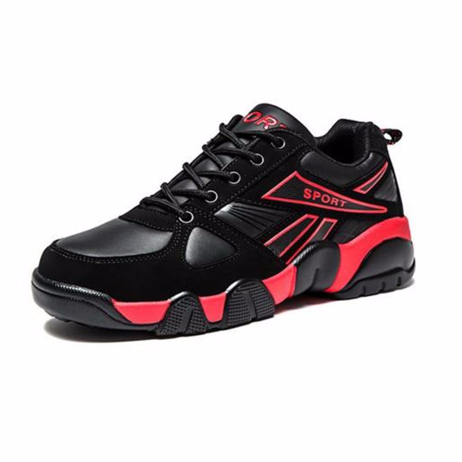 Giày Thể Thao Đa năng Sodoha SDM68989RB (Đỏ đen)