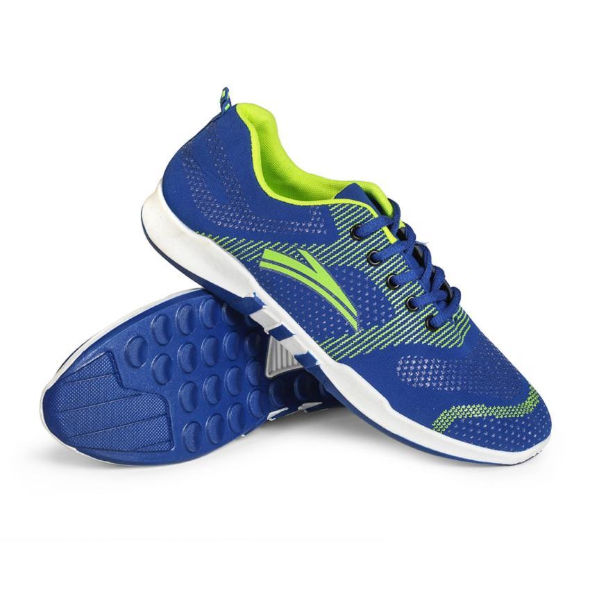 Giày thể thao nam cá tính ATS Pro 1 (Xanh Dương - Chuối)