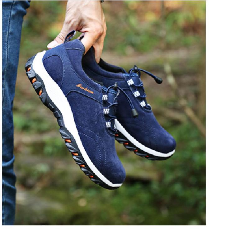 Giày thể thao nam màu xanh 43 -AL