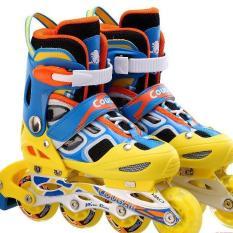 Giày trượt Patin cao cấp Cougar có đèn 835LSG nhiều MÀU- Full box ĐỒ TẬP TỐT