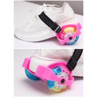 Giày trượt patin phát sáng 2 bánh thế hệ mới KHCR.TT.1211