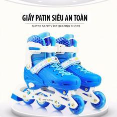 Giày trượt Patin Sports Size L cho bạn trên 11 tuổi