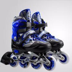 Giầy trượt patin trẻ em LF 907 thế hệ mới size L (trên 10 tuổi)