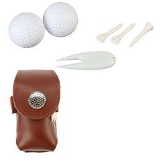 Bóng Golf Túi Kẹp Các Tay Golf Người Tổ Chức Thể Thao Chơi Golf Phụ Kiện (cà phê)-quốc tế