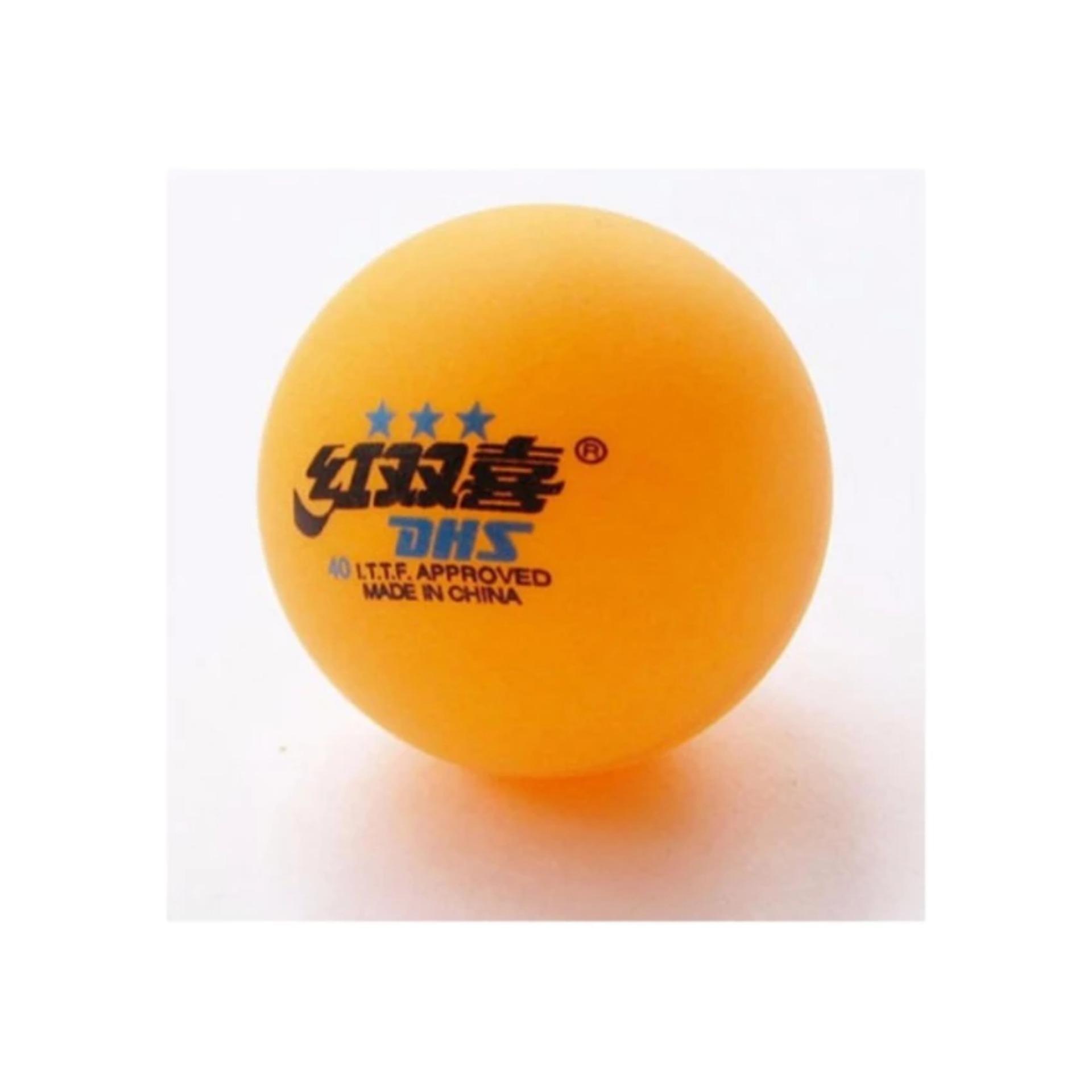 Hộp 3 quả bóng bàn 3 sao DHS