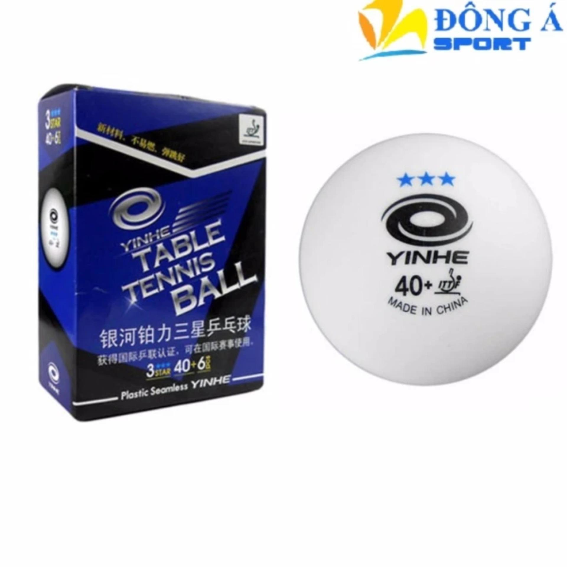 Hộp 6 quả bóng bàn Yinhe 40